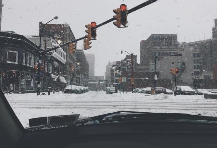 Winters in Buffalo – Blogmas DaySix